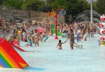 Aqualandia Water Park, Benidorm