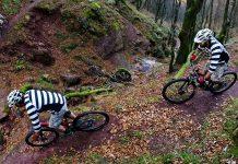 Descenso en Bicicleta, Benidorm