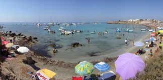 Tabarca Island