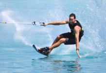 Water Skiing in Torrevieja