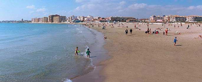 Playa del los Naufragos