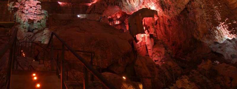 Canelobre Caves