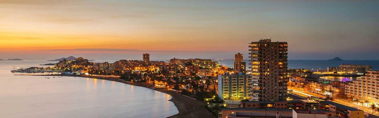 La Manga del Mar Menor, Costa Calida