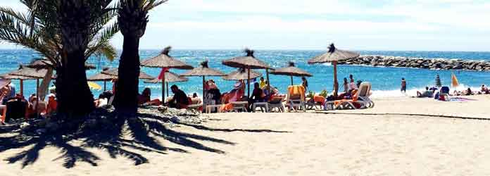 Playas de Puerto Banús