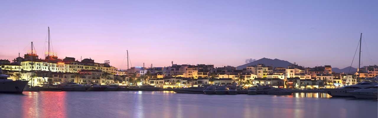 Puerto Banús, Marbella, Costa del Sol