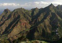 Anaga Mountain Range, Tenerife