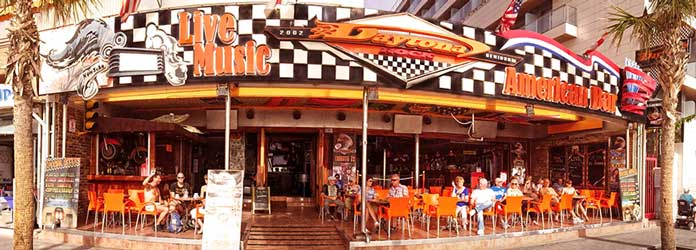 Daytona Rock Bar, Benidorm