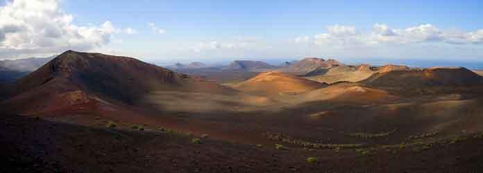 Timanfaya Parque Natural, Lanzarote