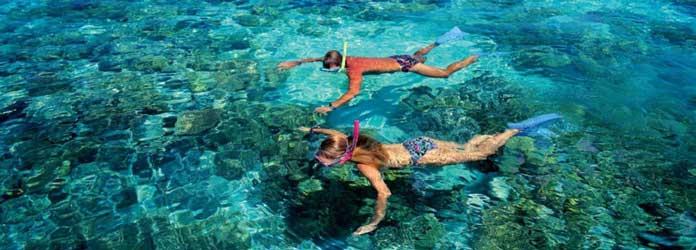 Snorkelling puerto del carmen
