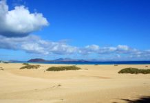 Weather in Fuerteventura