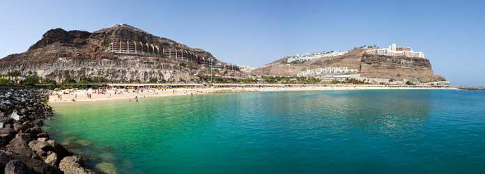 Tiempo Otoñal en Gran Canaria