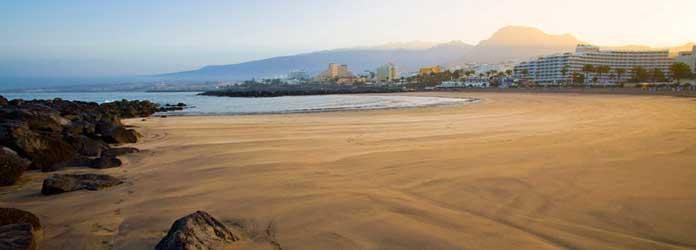 Playa de Las Americas, Troya
