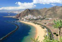 Tiempo en Las Islas Canarias