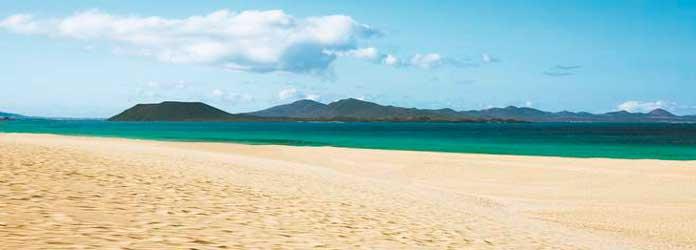 Corralejo Beach - Playa Grande