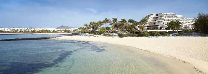 Costa teguise playa