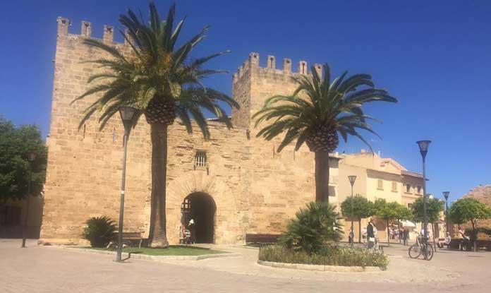 Casco antiguo de Alcúdia