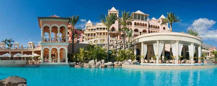 Hoteles in Tenerife