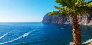 Isla Canaria Mas Calurosa