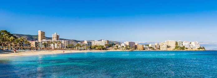 Magaluf, Majorca