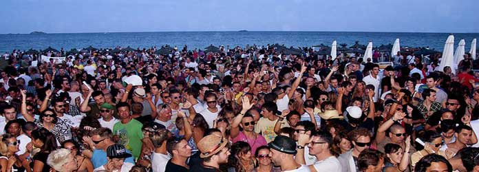 Ibiza Town Nightlife