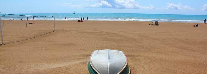 Benicàssim playas