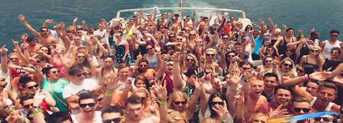 Ibiza Boat Parties