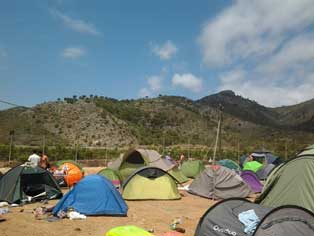 benicassim campfest