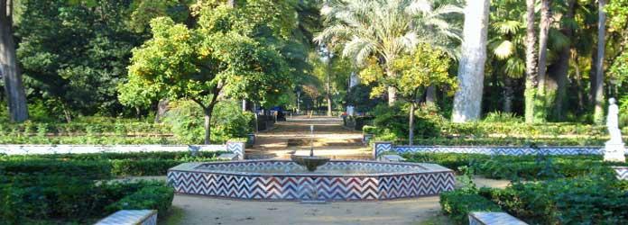 Maria Luisa Parque, Sevilla