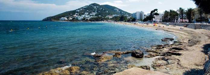 Santa Eulalia Beaches
