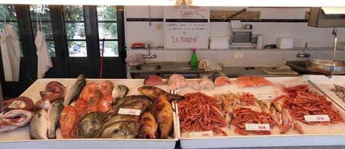 Mahón Fish Market