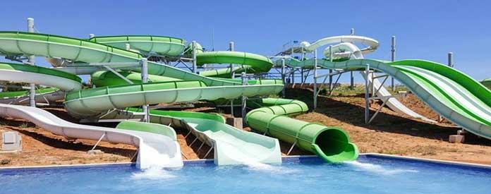 Splash Aqua Park, Menorca