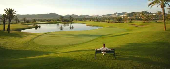 La Manga Club Golf Course
