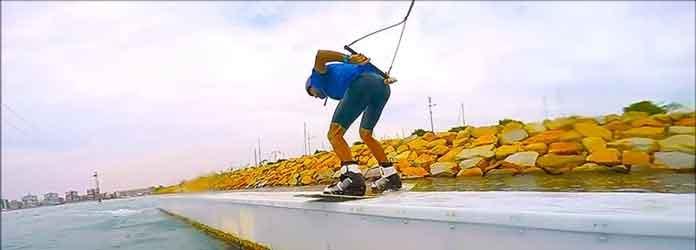 la bocana cable ski