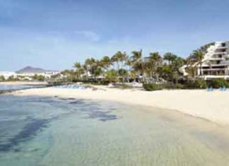 El Tiempo en Lanzarote en Abril