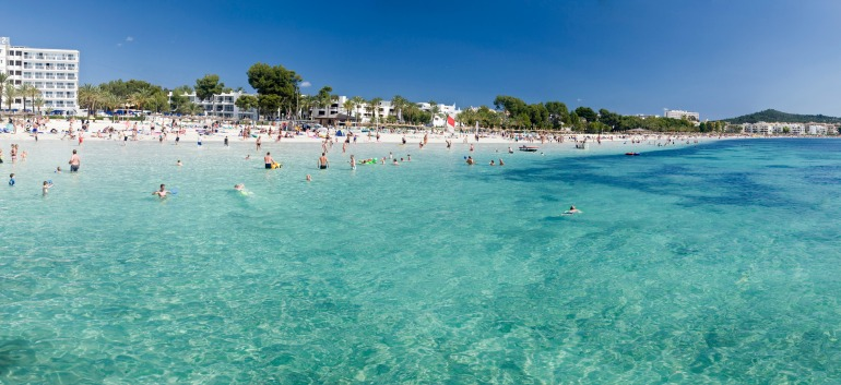 El Tiempo en Mallorca en Mayo