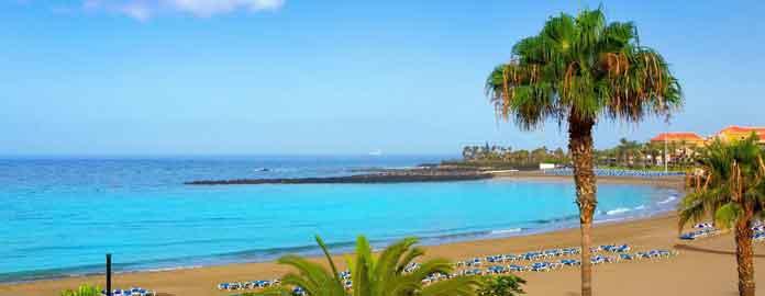El Tiempo en Tenerife en Abril
