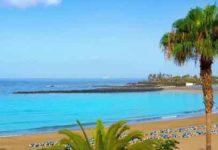 tiempo de Tenerife en octubre