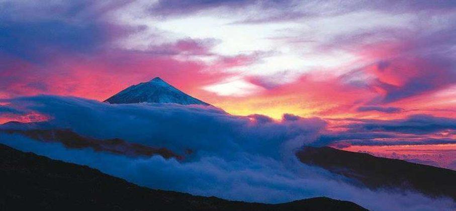 Volcan Teide, Tenerife