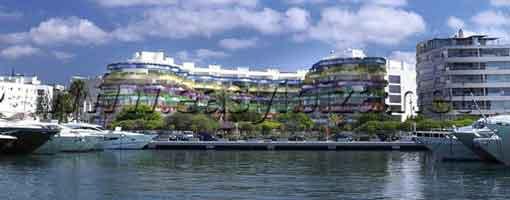 Botafoch Marina Ibiza- pueblo