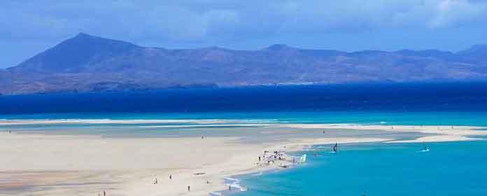 El Tiempo en Fuerteventura en Marzo