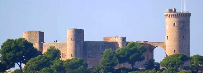 Castillo de Bellver, Mallorca