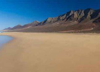 Weather in Fuerteventura in January